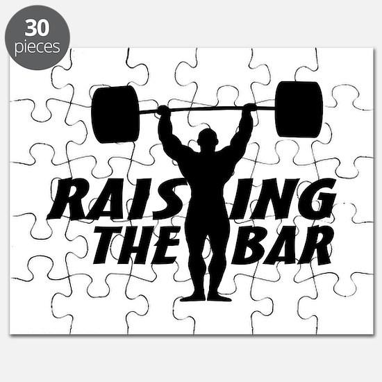 Raising The Bar Puzzle