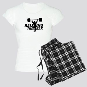 Raising The Bar Women's Light Pajamas