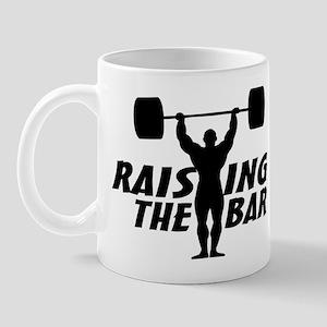 Raising The Bar Mug