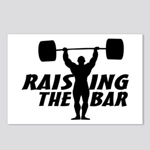 Raising The Bar Postcards (Package of 8)