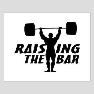 Raising The Bar Small Poster