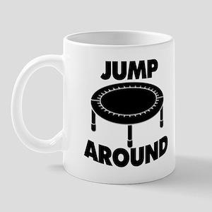Jump Around Trampoline Mug