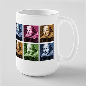 Renaissance Shakespeare Mugs
