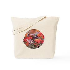 3 Hummingbirds Tote Bag