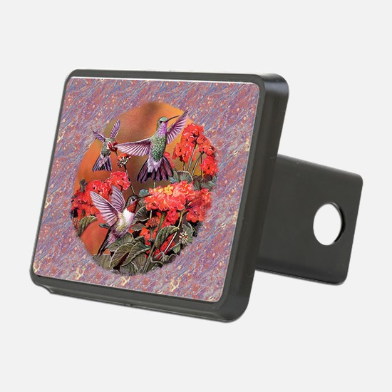 3 Hummingbirds Hitch Cover