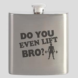 Do You Even Lift Bro? Flask