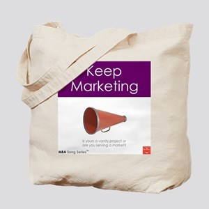 Keep Marketing Tote Bag