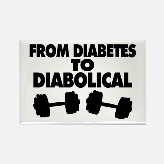 From Diabetes To Diabolical Rectangle Magnet