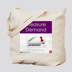 Measure Demand Tote Bag