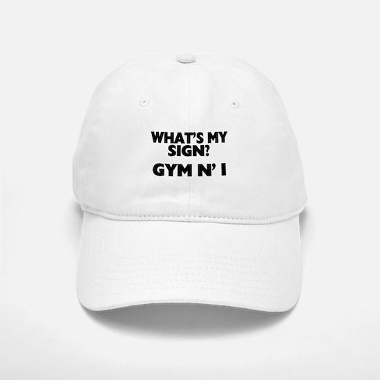 What's My Sign Gym N' I Baseball Baseball Cap