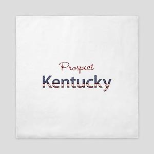 Custom Kentucky Queen Duvet