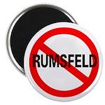 No Rumsfeld Magnet
