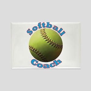 Softball Coach Magnets