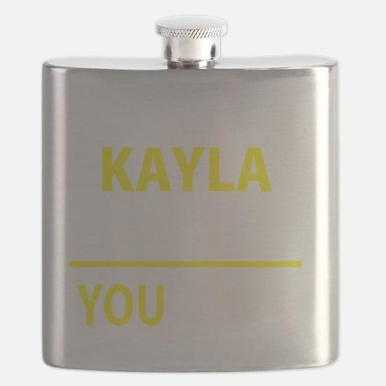 Cute Kayla Flask
