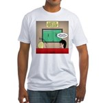 US and Soccer Fitted T-Shirt