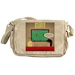US and Soccer Messenger Bag