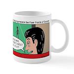 US and Soccer Mug