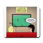 US and Soccer Mousepad