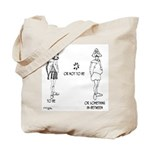 Shakespeare Cartoon 1106 Tote Bag