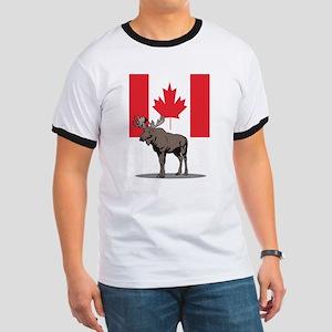 Canadian Moose Ringer T