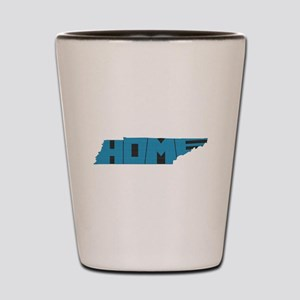 Tennessee Home Shot Glass