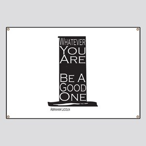 Be a good one Banner