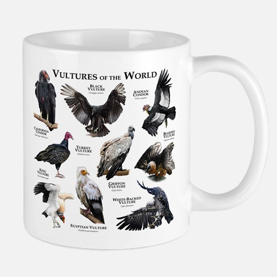 Vultures of the World Mug