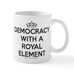 democracy-royal-w Mug