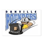 Pounders Postcards (Package of 8)