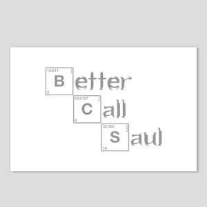 better-call-saul-breaking-gray Postcards (Package