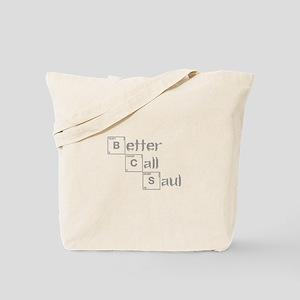 better-call-saul-breaking-gray Tote Bag
