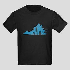 Virginia Home Kids Dark T-Shirt