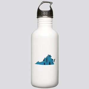 Virginia Home Stainless Water Bottle 1.0L