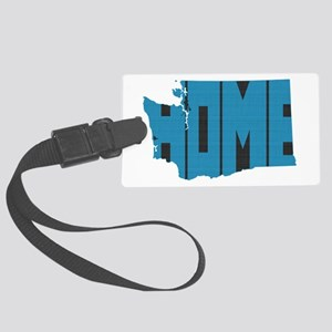 Washington Home Large Luggage Tag