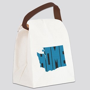 Washington Home Canvas Lunch Bag