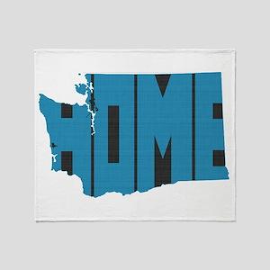 Washington Home Throw Blanket