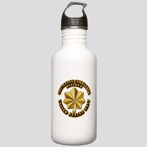 Navy - Lieutenant Comm Stainless Water Bottle 1.0L