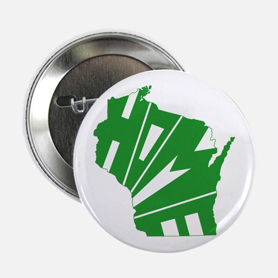 """Wisconsin Home 2.25"""" Button"""