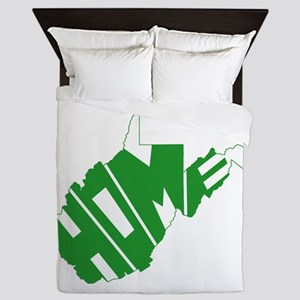 West Virginia Home Queen Duvet