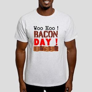 Woo Hoo Bacon Day T-Shirt