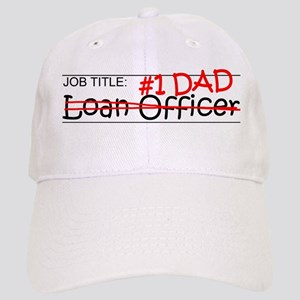 Job Dad Loan Officer Cap