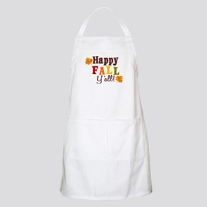 Happy Fall Yall! Apron