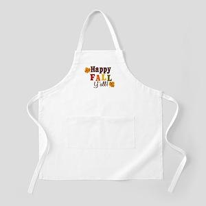 Happy Fall Yall! Apron