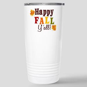 Happy Fall Yall! Travel Mug