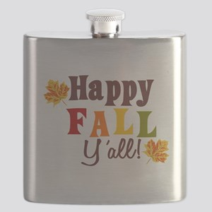 Happy Fall Yall! Flask