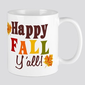 Happy Fall Yall! Mugs