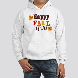 Happy Fall Yall! Hoodie
