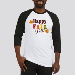 Happy Fall Yall! Baseball Jersey