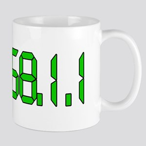 192.168.1.1 Green Mug