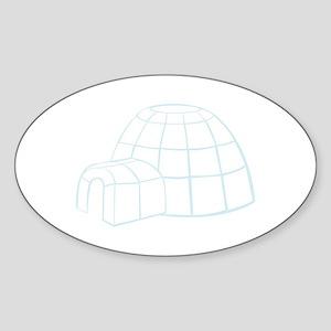 Igloo Sticker
